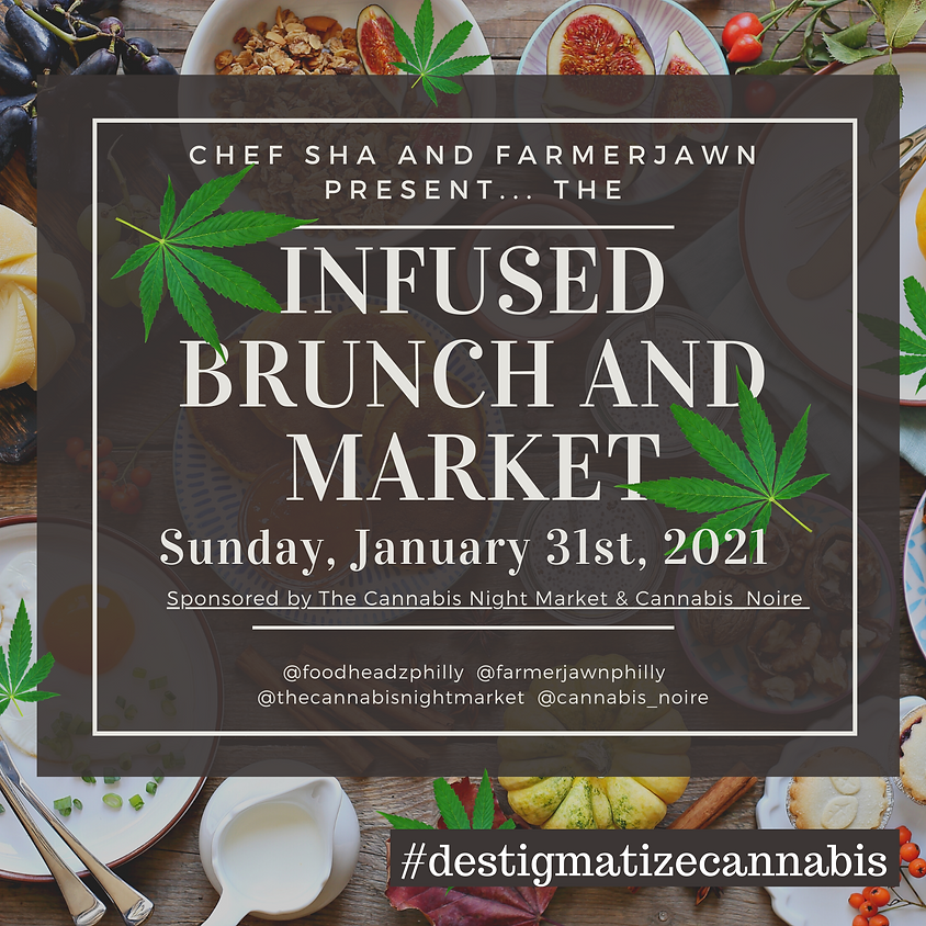 Infused Greenhouse Brunch and Market