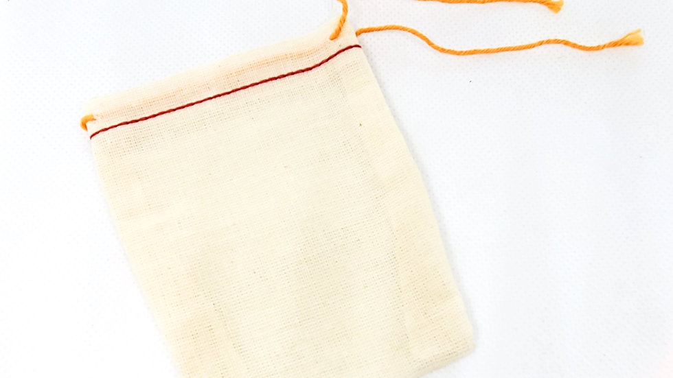 Reusable Muslin Tea Bag