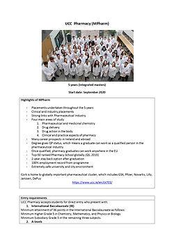 pharma info sheet for agents 2020 enrolm