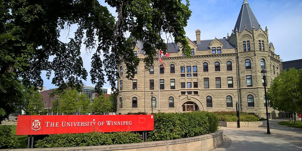 6:00 PM / ! Estudia en la Universidad de Winnipeg en Canadá !
