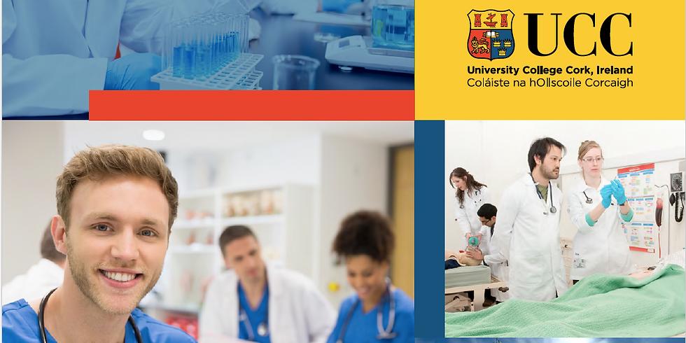10:00 AM / ¡Descubre los programas de salud que ofrece University College Cork!