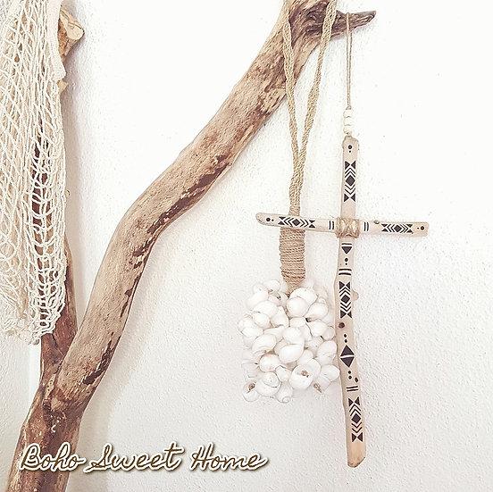 Décoration croix  ❀ TEMΔRU