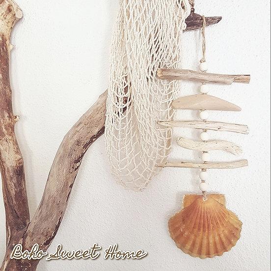 Suspension coquillage  ❀ ILOṈΔ