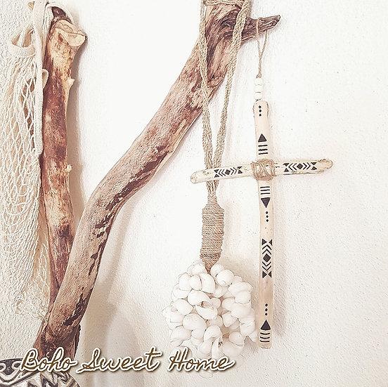 Décoration croix  ❀ REIΔṈUI