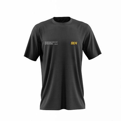 T-Shirt Fight Always Black