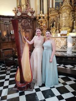 Concert with Melpomena @ Hôpital Notre-Dame à la Rose