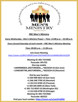 PBC Men's Ministry Flyer copy