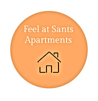 Feel at Sants Apartments