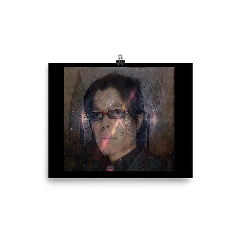 Julian - Photo paper poster
