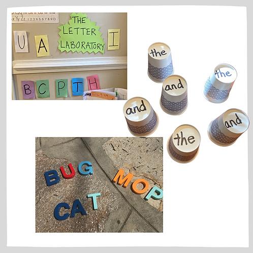 Unit 2: Blending Words