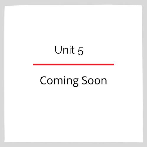 Unit 5: Compare & Measure