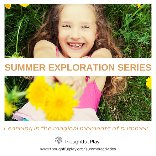 Summer Exploration Series
