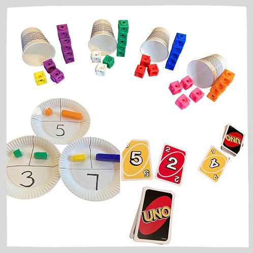Unit 3: Build & Break Apart Numbers