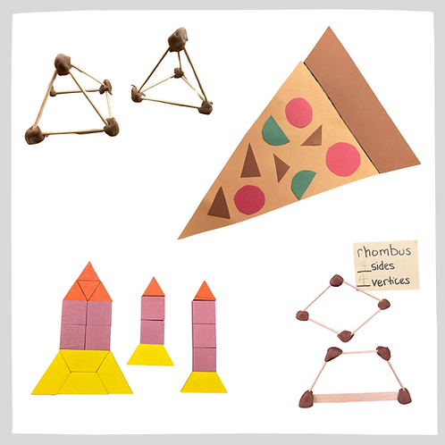 Unit 7: Geometry & Fractions