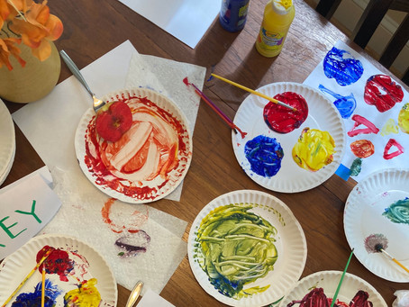 Five Key Considerations for Kindergarten Art