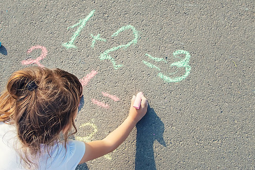 Thoughtful Play Kindergarten Math Curriculum