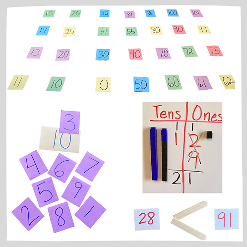 Unit 6: Place Value & Addition With Regrouping