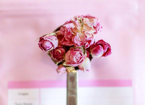 Organic Rose Blossom Flower Tea (30g)