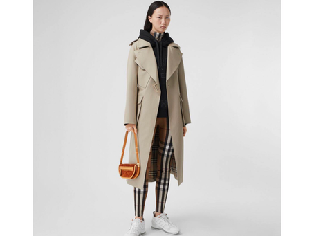 Burberry Launches New Bag