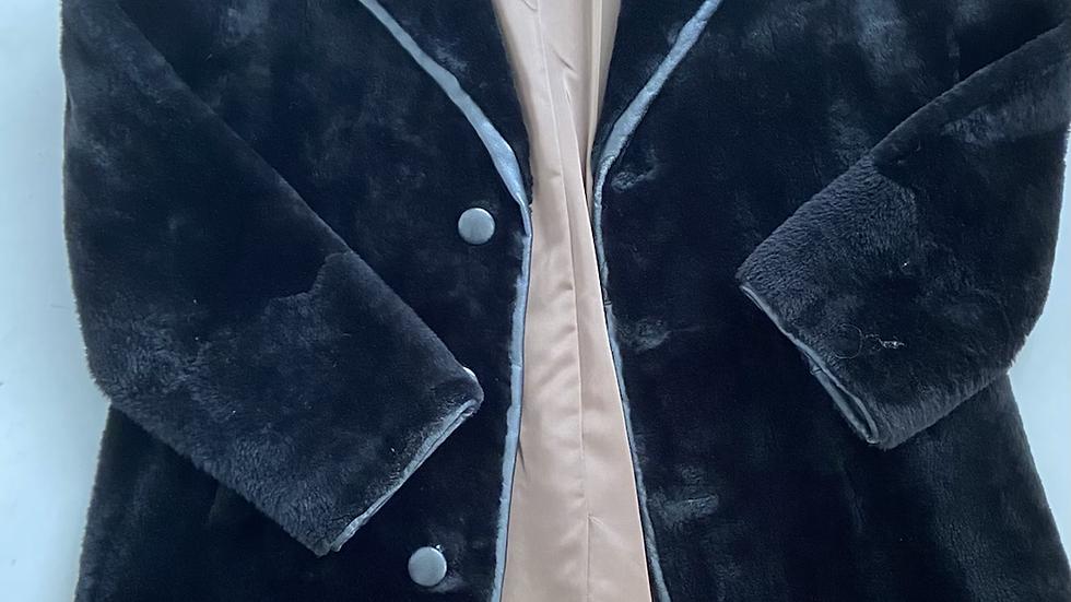 Authentic Beaver Fur Coat