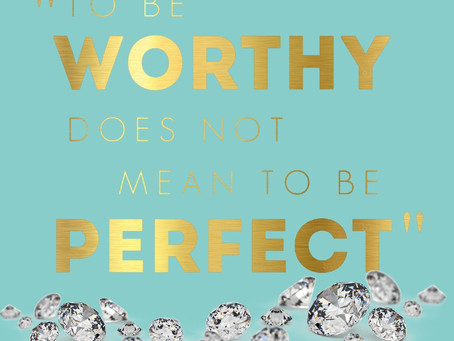 Perfection is Not Your Friend