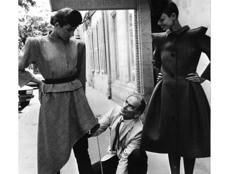 Remembering Pierre Cardin