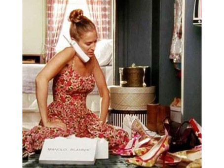 A Fever Named Carrie Bradshaw