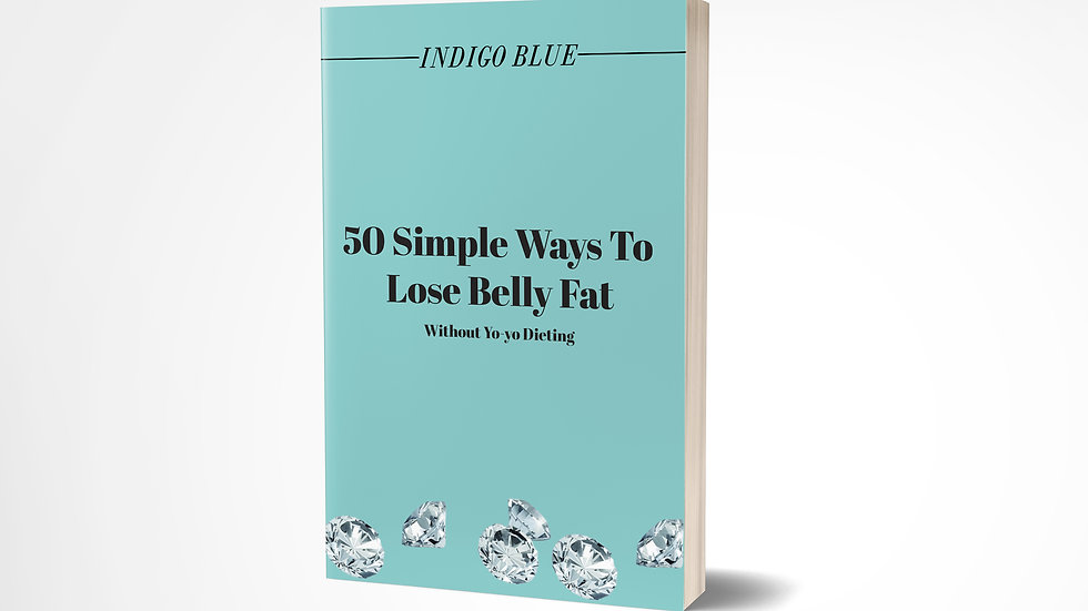 50 Simple Ways To  Lose Belly Fat E-Book