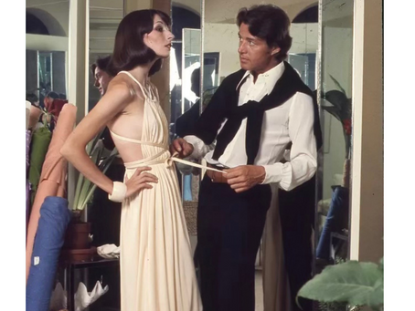 Halston: Fashion and Functionality