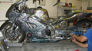 Revtek Dyno Tuning Motorcycle Repair in Hawaii