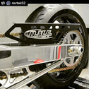 Ultra light swing arm_#dmeracing #chrome