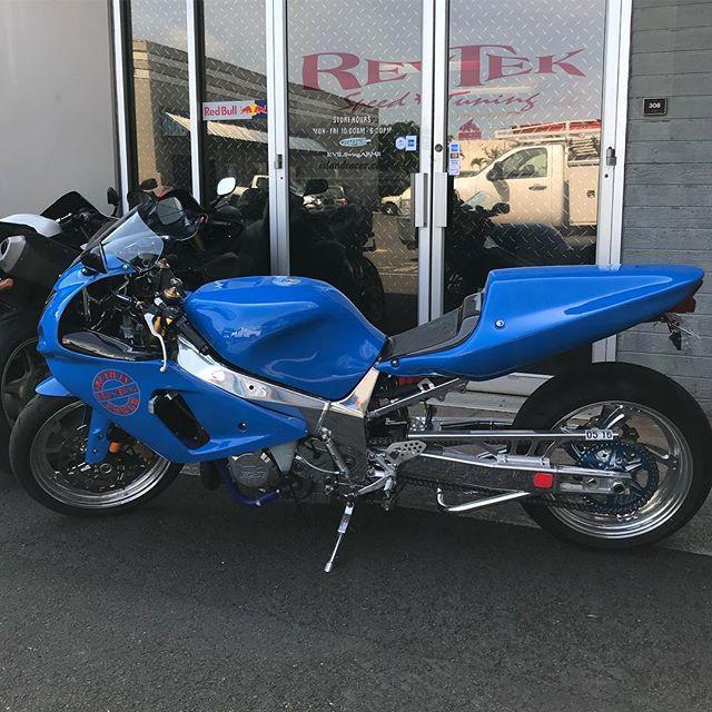 Motorcycle repair near me   RevTek Speed & Tuning   United States