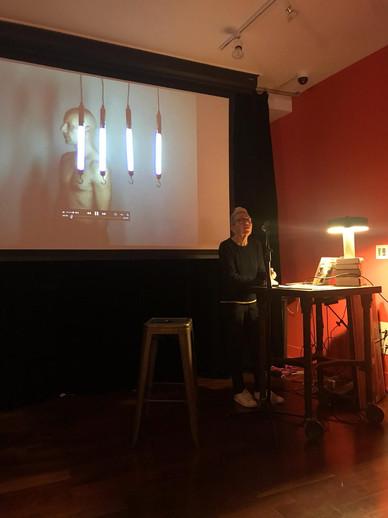 Elisabeth Lebovici at Stony Island Arts Bank
