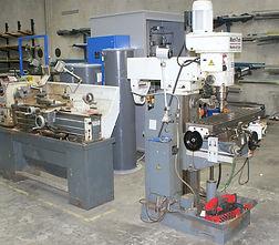 stainless steel machining metal fabrication
