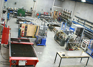 stainless steel metal fabrication onsite
