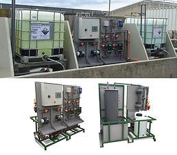 Chlorine Dioxide Generator Rigs