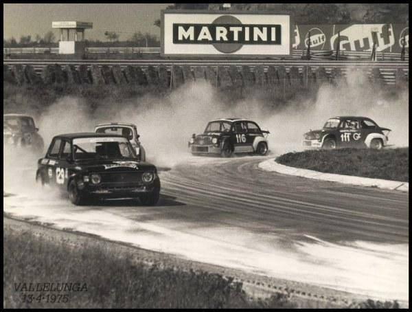 128 Gr.2  Vallelunga inizio anni '70