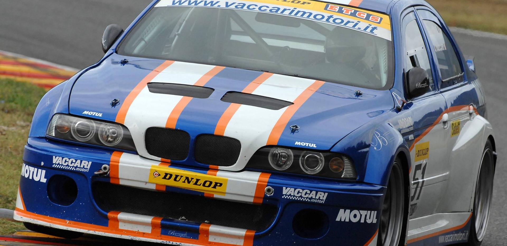 Campionato ETCS Bmw M5 V8 con Simone Di Mario e Adolfo Vaccari