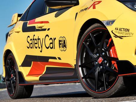 HONDA CIVIC TYPE R LIMITED EDITION SARÀ LA SAFETY CAR UFFICIALE DEL CAMPIONATO WTCR 2020