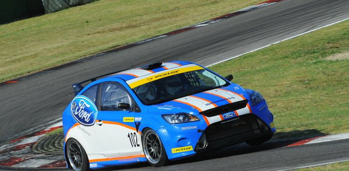 Ford Focus campionato italiano CITE