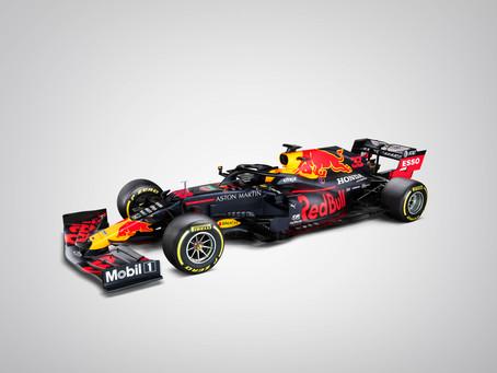F1 2020. Prime foto della nuova RB16 Red Bull Honda