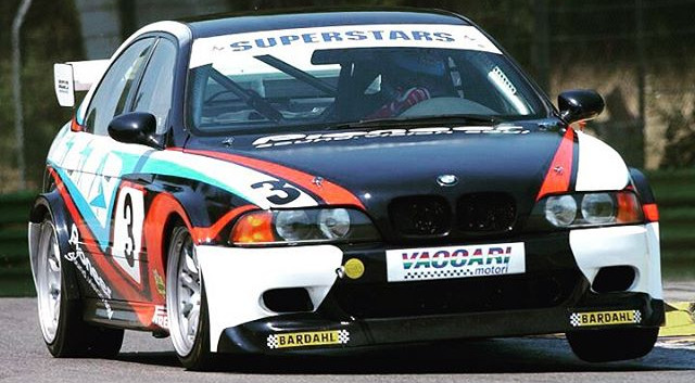 Bmw M5 V8 Superstars , Imola