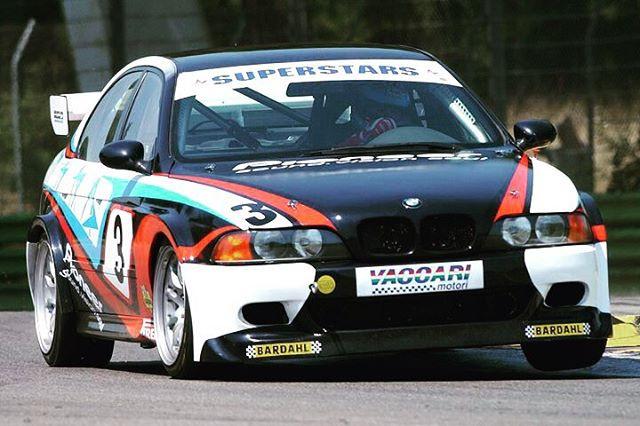 Bmw M5 V8 Superstars , Imola