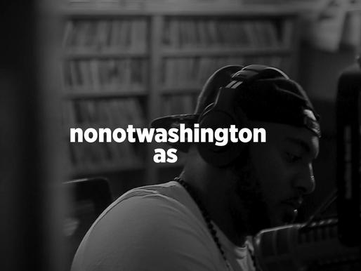 "Get to Know ""nonotwashington"" aka 252DEEP aka the Hot Chocolate Poet aka Denzel Fleming"