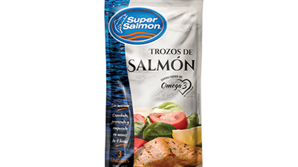 Salmon Trozos (Congelado)