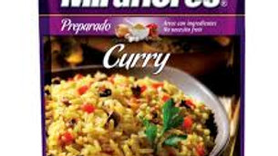 Arroz Curry Miraflores preparado