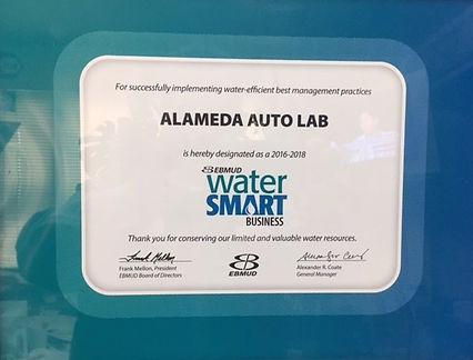 alameda auto repair shop