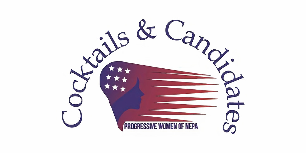 Cocktails and Candidates at Posh