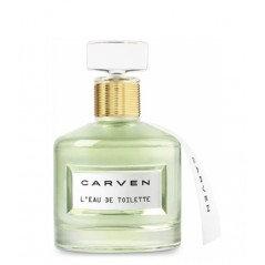 CARVEN L'EAU DE TOILETTE eau de toilette 50 ml spray