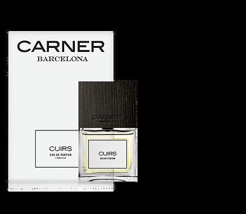 CARNER  BARCELONA CUIRS eau de parfum spray